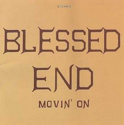 Blessed End/Movin' on, CD