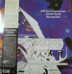 Brainticket/Celestial Oceanl, LP mit bonus-CD