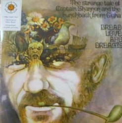Bread, Love & Dreams/Strange Tale of Captain Shannon and the hunchback from Gigha, LP