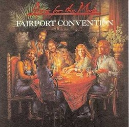Fairport Convention Rising for the moon, CD
