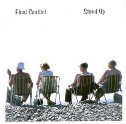 Final Conflict/Stand up, CD