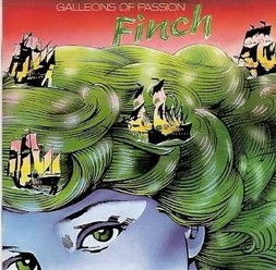 Finch/Galleons of Passion, CD