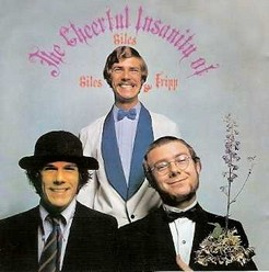 Giles Giles & Fripp/The cheerful insanity of, CD