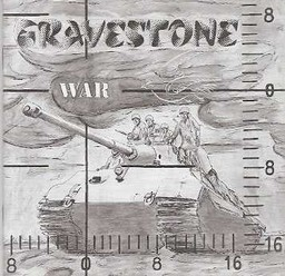 Gravestone/War. Germany 1980, CD