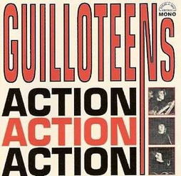 Guilloteens/Action Action Action. 2CD