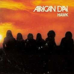 Hawk/African day, CD