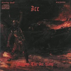Ice/ Saga of the Ice King,CD