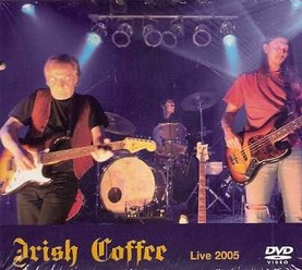 Irish Coffee/Live 2005, DVD