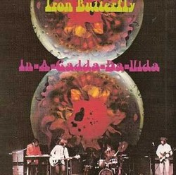 Iron Butterfly/In-a-gadda-da-vida, CD