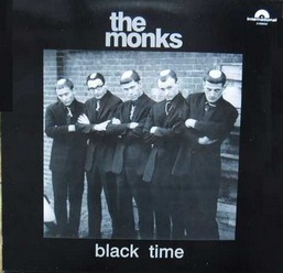 Monks/Black monk time, LP