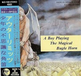 Outer Limits/A boy playing the magical bugle horn, CD