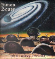 Simon House / Spiral galaxy revisited, LP