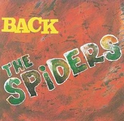 Spiders/Back, CD
