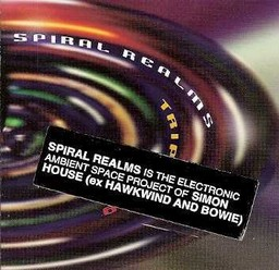 Spiral Realms/Trip to go, CD