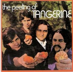 Tangerine/The peeling of, CD