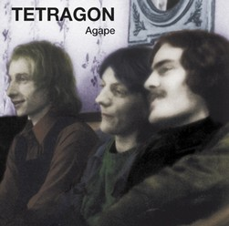 Tetragon/Agape, CD
