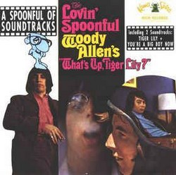 Lovin' Spoonful/A Spoonful of Soundtracks, CD