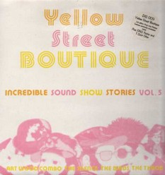Various Artists/Yellow Street Boutique, LP